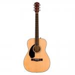 Акустическая гитара FENDER CC-60S Consert Natural