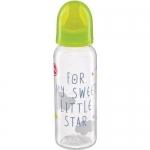 Бутылочка Happy Baby Baby Bottle с латексной соской 250мл 10018 в ассортименте