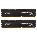 Комплект модулей памяти Kingston HyperX Fury, HX318C10FBK2/16, DDR3, 16 GB