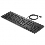 Клавиатура HP Business Slim Black USB
