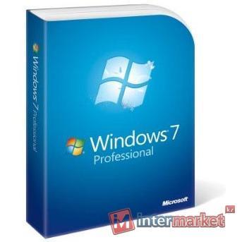 Microsoft Windows 7 Professional 32 bit, English SP1, CIS, 1pk, oem, только для сборщиков