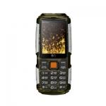 Мобильный телефон BQ-2430 Tank Power Камуфляж+Серебро /