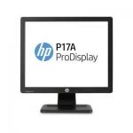 Монитор HP Europe ProDisplay P17A /17'' 1280x1024, Черный
