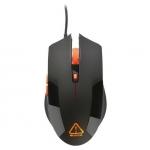 Мышь игровая CANYON CND-SGM2N, 2400 DPI black (001247)