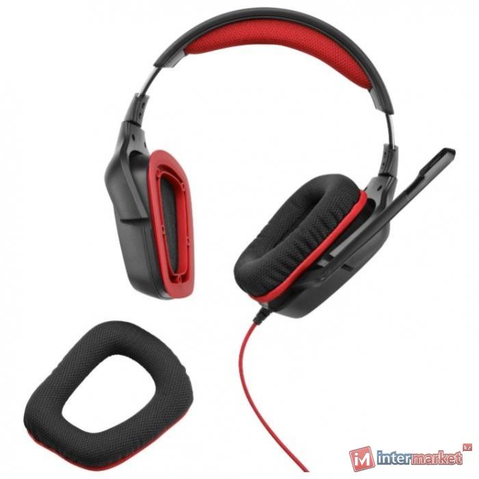 Наушники Logitech G230 Stereo Gaming Headset