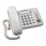 Телефон Panasonic KX-TS2352RU, White