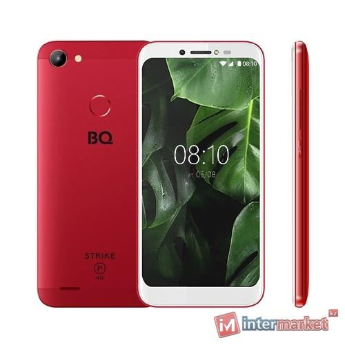 Смартфон BQ-5514L Strike Power 4G Black 5.45