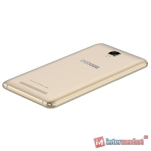Смартфон DOOGEE X10 Mocha Gold