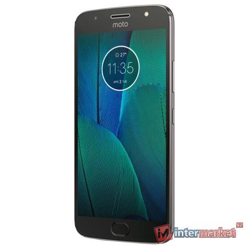 Смартфон Motorola Moto G5s Plus 32GB Gray