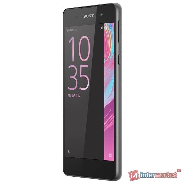 Смартфон Sony Xperia E5, Black