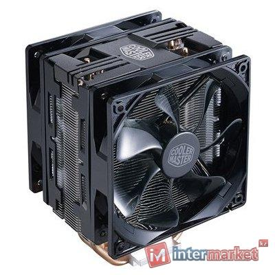 Кулер для процессора Cooler Master Hyper 212 LED Turbo Black Cover
