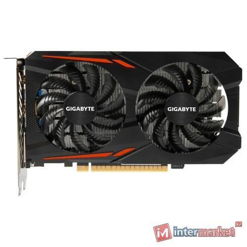 Видеокарта GIGABYTE GeForce GTX 1050 Ti (GV-N105TOC-4GD)
