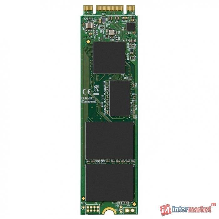 Твердотельный накопитель Transcend TS128GMTS800S 128 GB